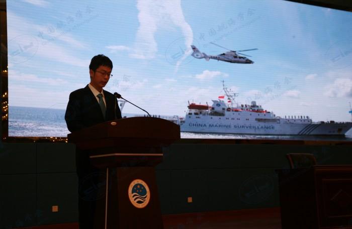 2015年9月18日华南理工大学、国家海洋局南海分局共建大学生海洋爱国主义教育基地揭牌仪式