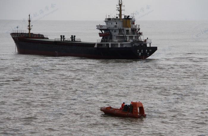 2016年11月22日北海救112轮救助浙东海