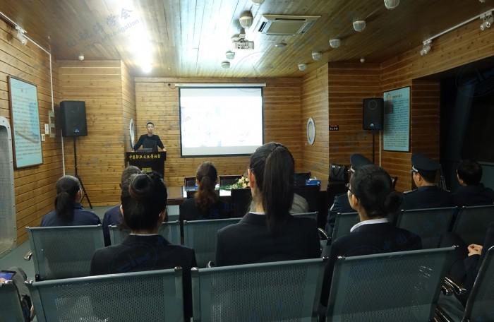 2016年5月,我馆举办讲座,向广大市民普及博物馆日有关知识、文物知识和文物保护法律知识