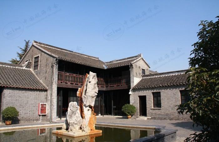中国人民解放军海军诞生地纪念馆旧址02