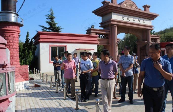 东疆海事局参访交流团