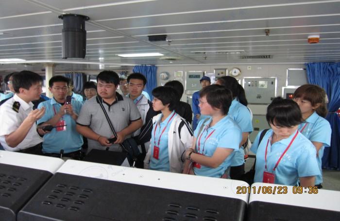 2011年06月辽宁省教育基金会夏令营