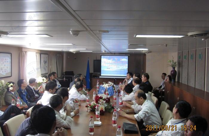 2011年09月安徽省海事港航船检系统培训