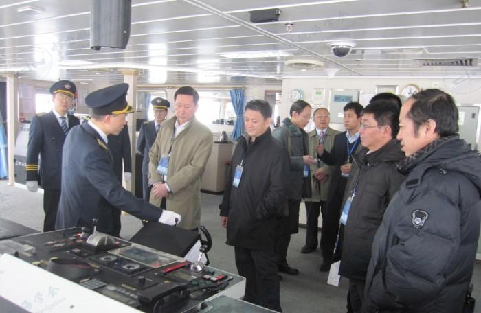 2012年12月国家重点实验示范中心考察组考察