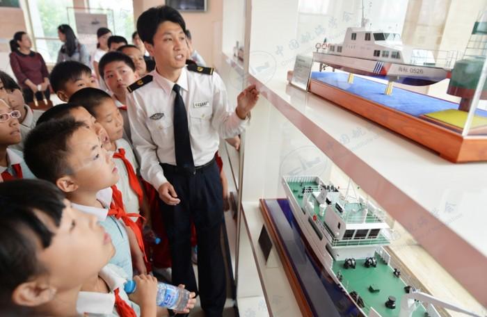 蓝海文化展厅-船舶模型