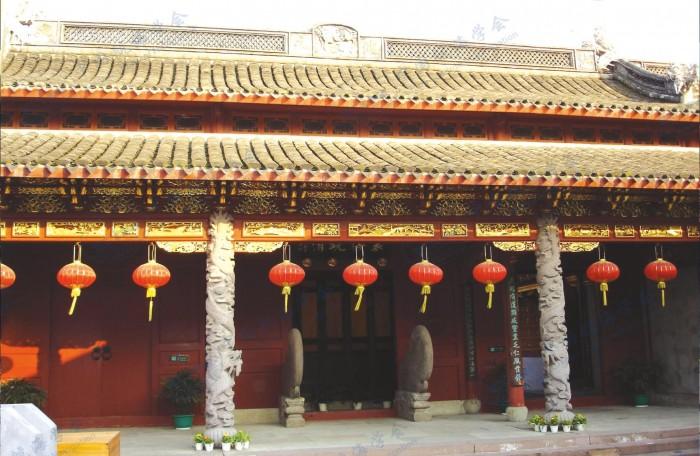 庆安会馆仪门