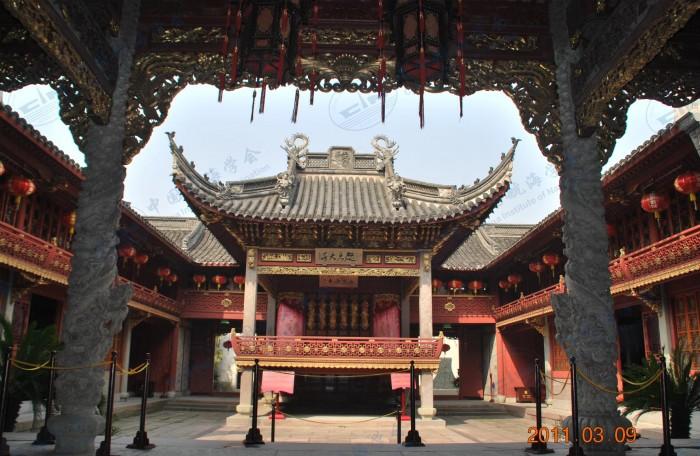 天后宫戏台