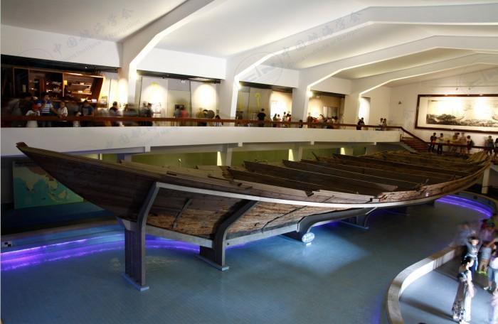 展厅——古船馆