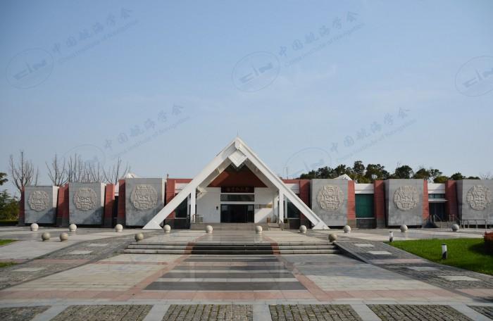 郑和纪念馆远景